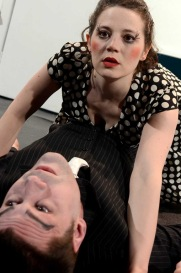 Anger/Fly, Trap Door Thr, dir Kate Hendrickson