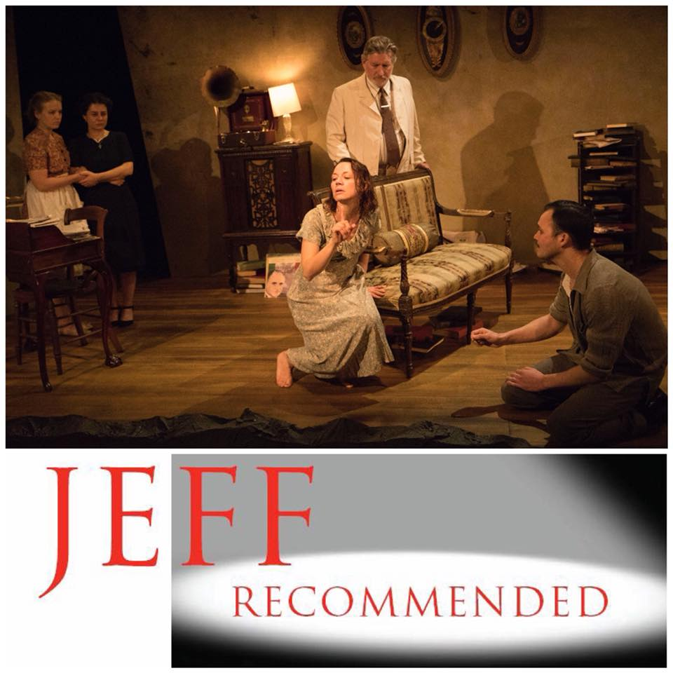 Jeff Recommended NAKED at Trap Door, Dir. Kay Martinovich