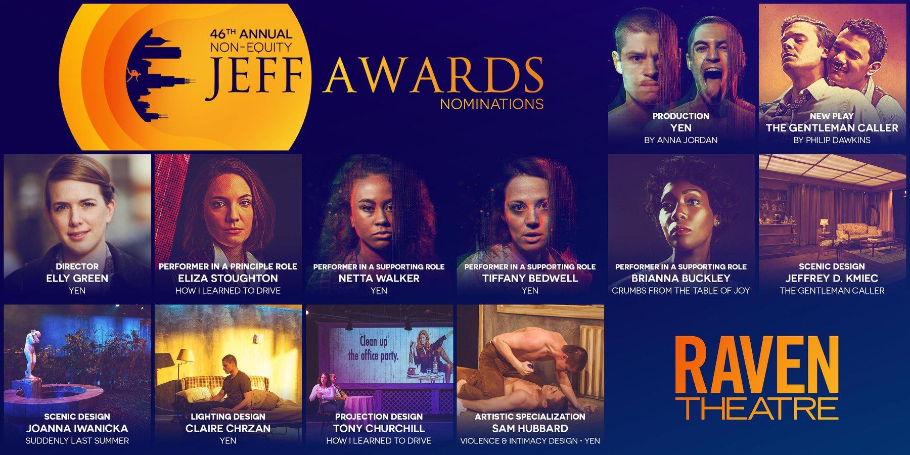 Jeff Awards raven montage YEN